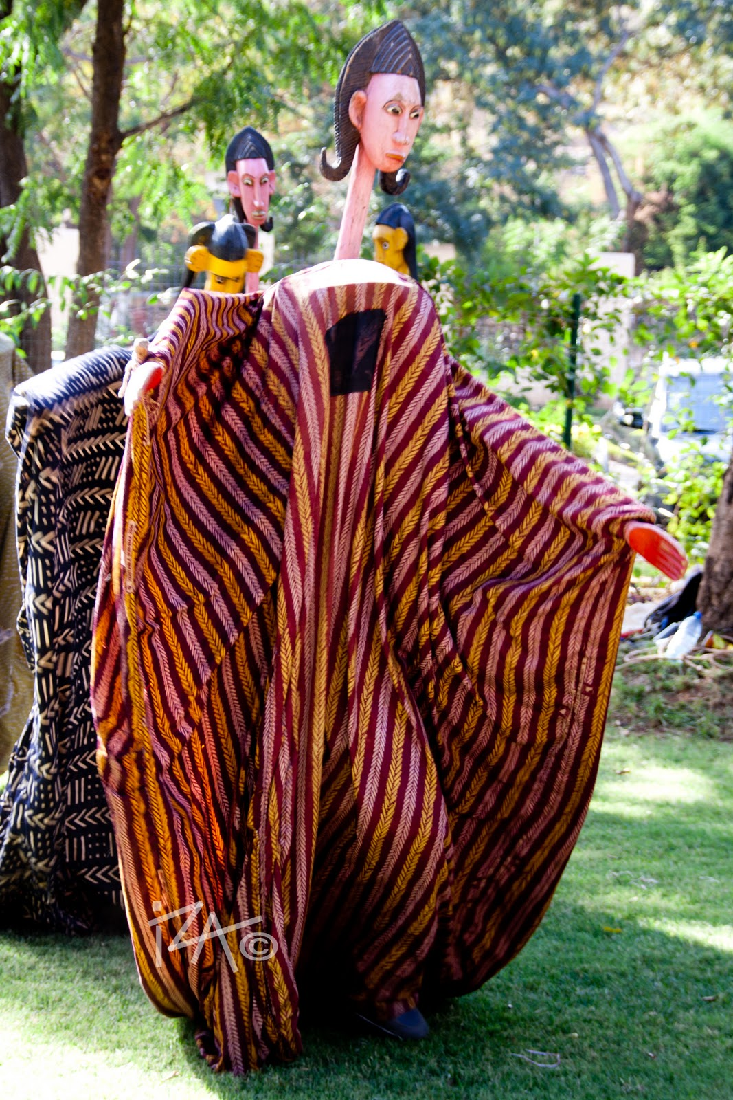Image result for bambara puppets