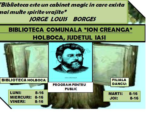 Biblioteca Holboca
