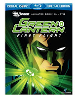 Green Lantern: First Flight (2009) DVDRip