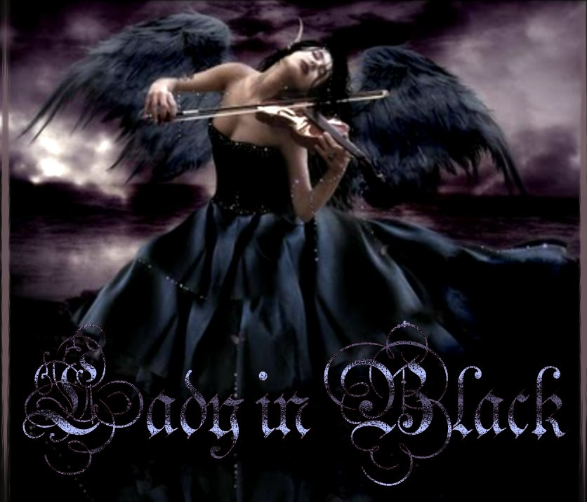 +LADY IN BLACK-VIDEOS YOUTUBE+