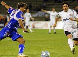 Chiche Arano en Godoy Cruz 2-3 Huracán