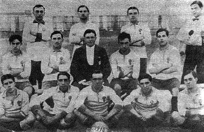 Club Atlético Huracán de 1915