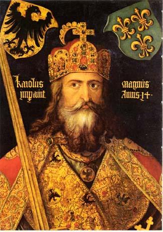 Charlemagne Accomplishments