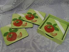 Descanso de Panelas - Tomato