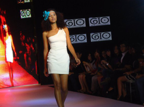 Gio Hair Accessories, Honduras Fashion Week