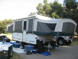Our tent trailer