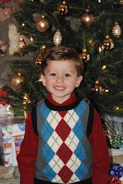 Benjamin - Christmas 08