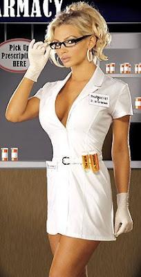 los mejores disfraces disfraz de enfermera