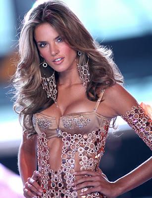 Modelos brasileñas Alessandra Ambrosio