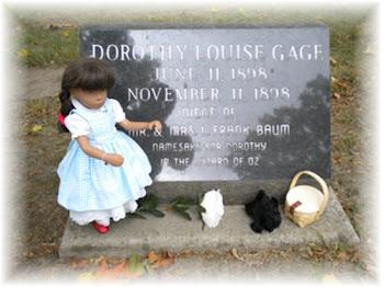 Dorothy's stone