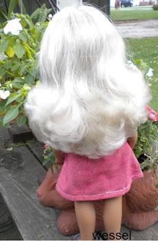Gorgeous full  head of hair