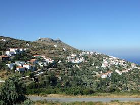 Το χωριό Κοχύλου Άνδρου