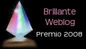 PREMIO AL BLOG BRILLANTE