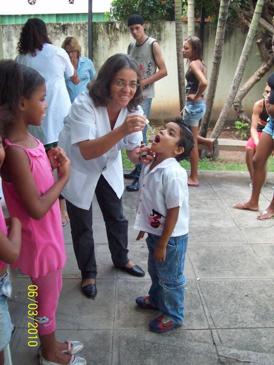 HOMEOPATIA X DENGUE (C. S. SÃO FRANCISCO)