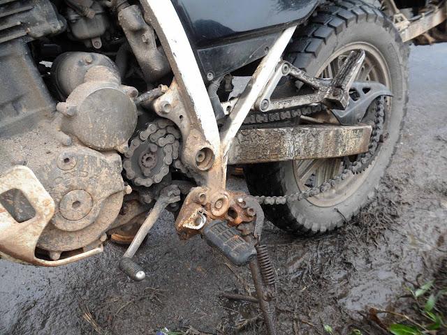 It S Not My Bike For A Change Motomonkey Adventures