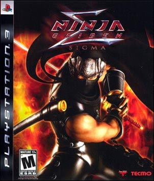 Download Jogo - Ninja Gaiden Sigma - PS3 ISO