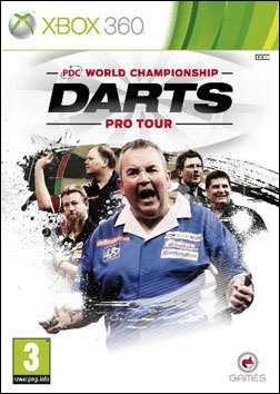 PDC World Championship Darts: Pro Tour - XBOX 360