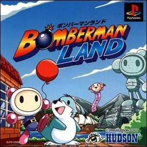 Baixar Jogo: Bomberman Land - PS1 ISO