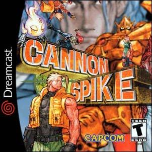 Baixar Jogo: Cannon Spike - Dreamcast ISO