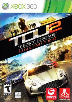 Download - Test Drive Unlimited 2 - XBOX 360