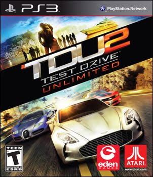 Baixar - Test Drive Unlimited 2 - PS3