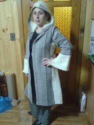 abrigo telar