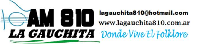 LA GAUCHITA AM 810