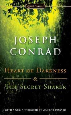 Essays on the secret sharer by joseph conrad