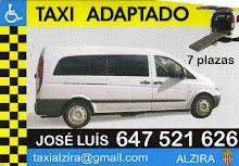 TAXI ADAPTADO ALZIRA