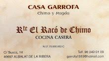 CASA GARROFA