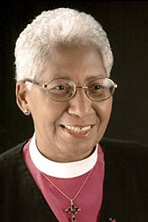 Bishop Violet Fisher