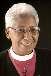 Bishop Violet Fisher