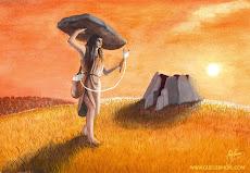 Web sobre Pinturas Dólmenicas