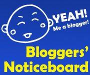 Bloggers' Noticeboard Facebook Group