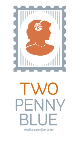 Two Penny Blue