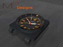 My own diver's watch design