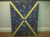 Transformers Photo Board