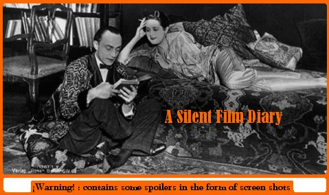A Silent Film Diary