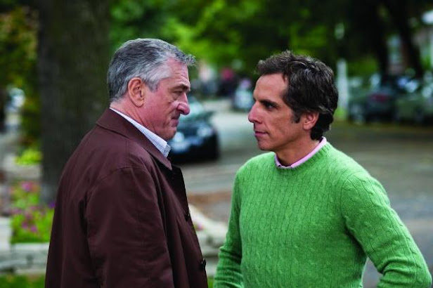 ahora los padres son ellos, Nueva Comedia Con los Divertidos actores Robert DeNiro Y Ben Stiller, Little Fockers
