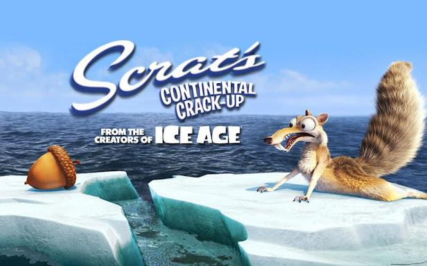 Scrat Continental Crack Up