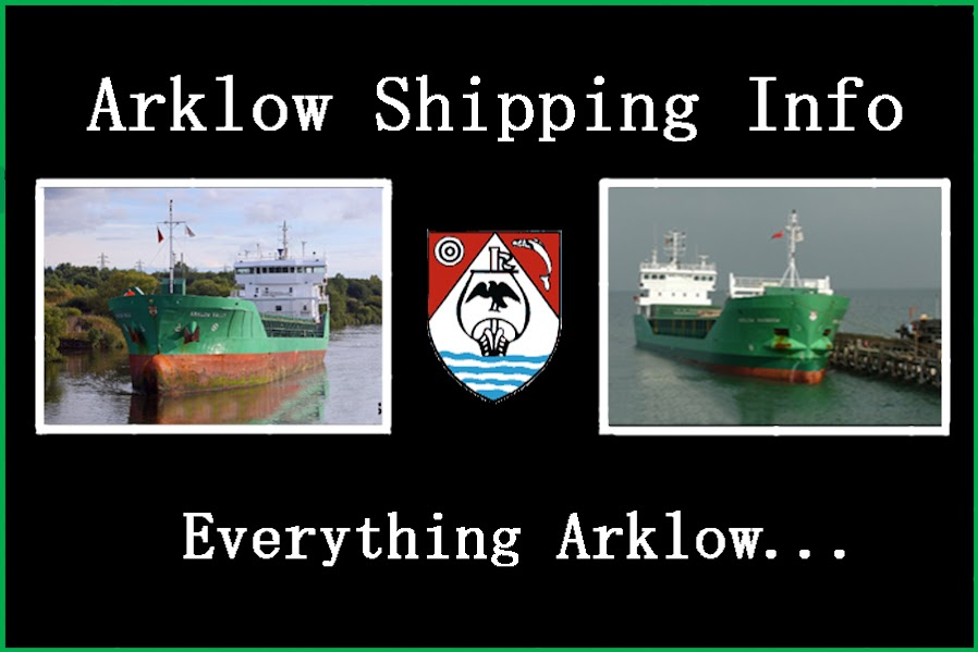 Arklow Shipping info