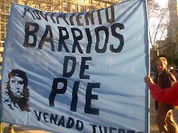 BARRIOS DE PIE VENADO TUERTO