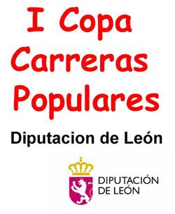 """I Copa de Carreras Populares """"Diputación de León"""" Anuncio_web"""