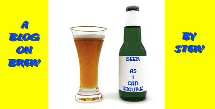 Beer: As I Can Figure