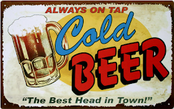 SOME GREAT CLASSIC BEER POSTERS