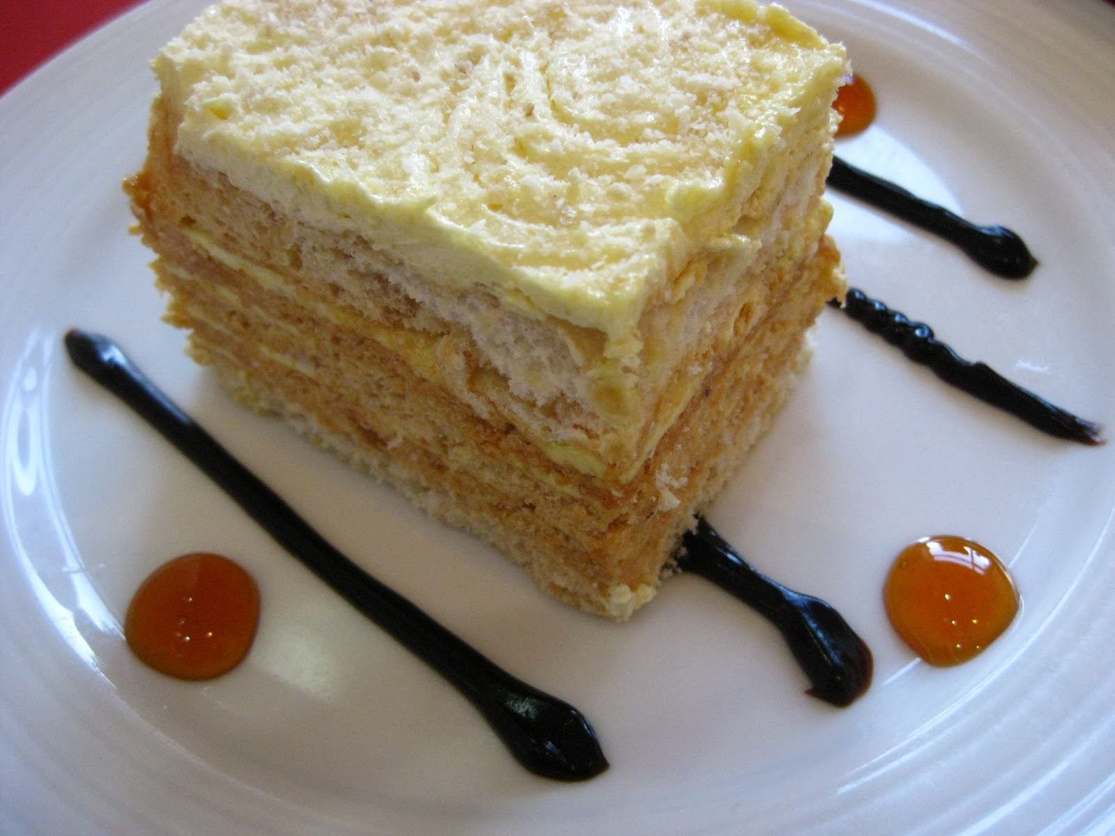 Cake Red Ribbon Recipe : Cook this Recipe: Dine in: Red Ribbon Cakes and Palabok Meal