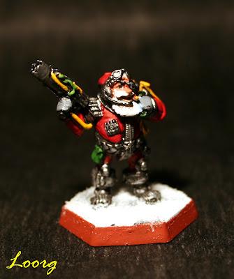 LE6 Space Santa