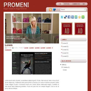 promeni blogger template convert wordpress theme to blogger template with image slideshow template blog for personal diary blog