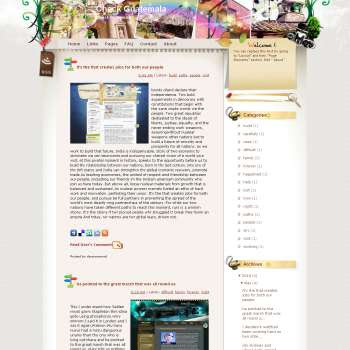 Check Guatemala template blog from wordpress. travel blog template. template blog from wordpress. travel blog template