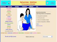 Aplicaciones Didácticas